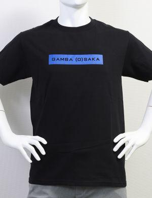 NUMBER (N)INE Tシャツ  GAMBA(O)SAKA ブラック