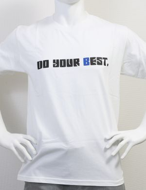 NUMBER (N)INE Tシャツ DO YOUR BEST. ホワイト