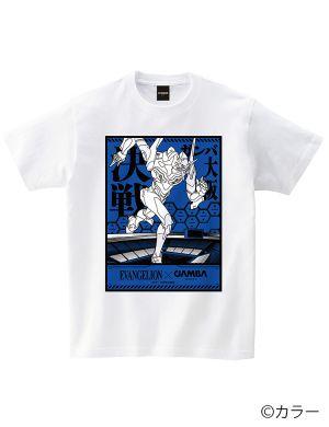 EVANGELION/ガンバ大阪 Tシャツ