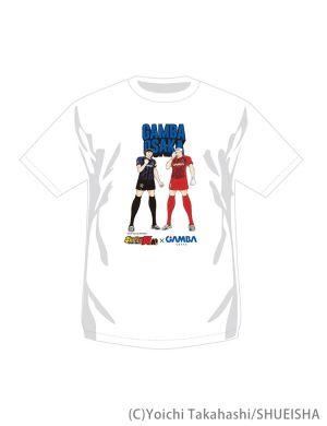 キャプテン翼 × ガンバ大阪 Tシャツ A