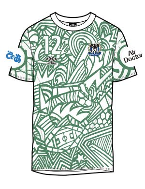 21GAMBA EXPO ユニフォームシャツ(※納期が異なるため同時購入不可)