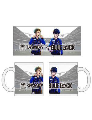 ブルーロック×ガンバ大阪マグカップ