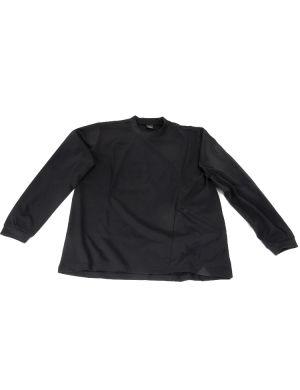 L/Sモックネックシャツ